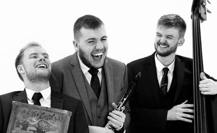 Alexander's Dixieland Band - acoustic trad jazz and Dixieland band for wedding receptions and corporate events