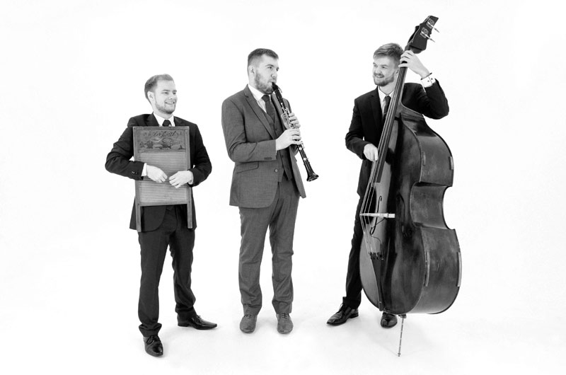 Alexander's Dixieland Jazz Band - acoustic band for hire