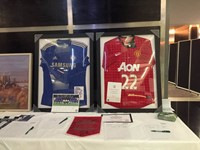 Charity ball silent auction London