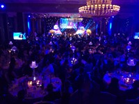 London corporate event entertainment at the Grosvenor House Hotel