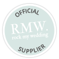 Official 'Rock My Wedding' Supplier