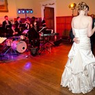 Function band Down for the Count performing at Jenny & Dan's Wedding Reception at Eynsham Hall, Oxfordshire.