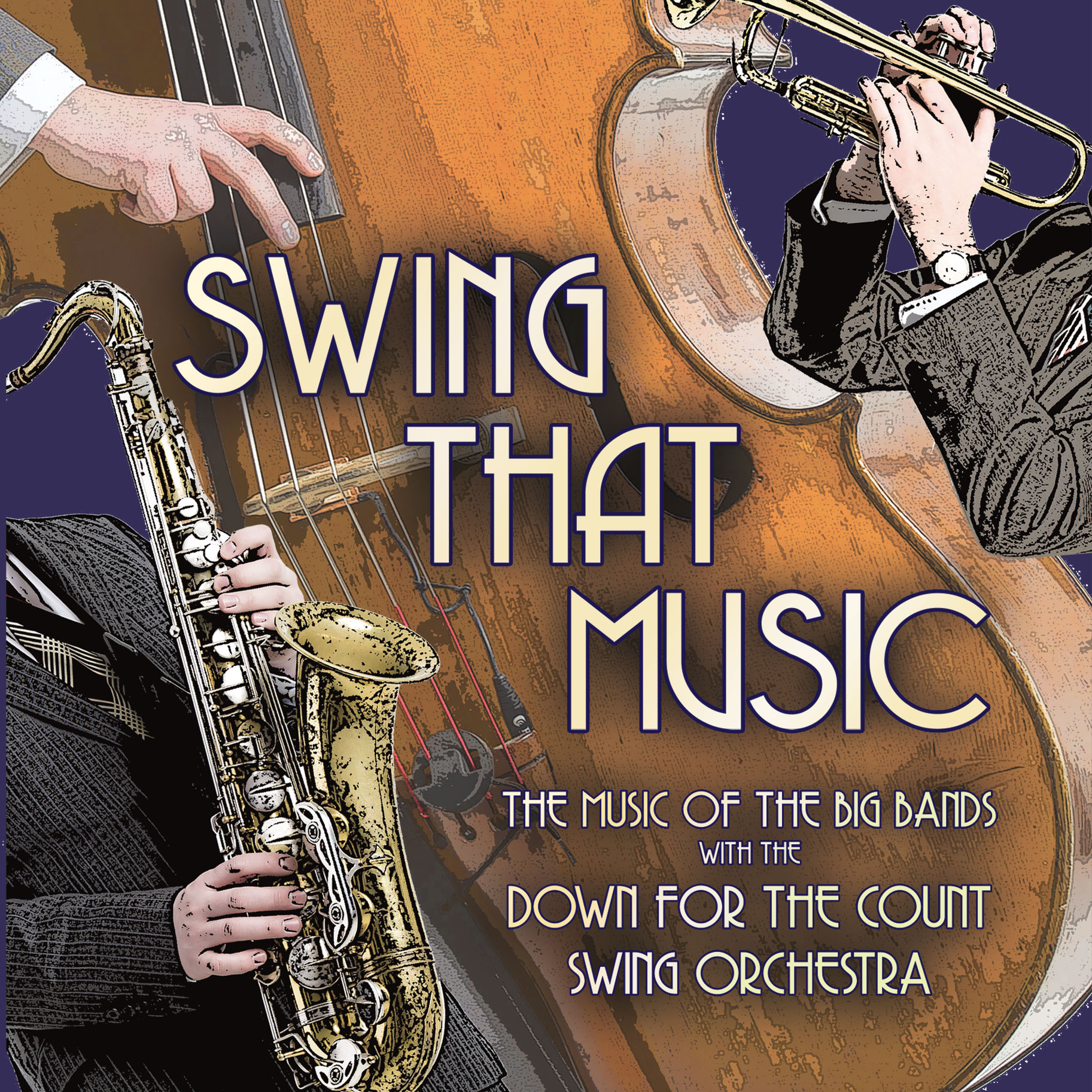 Swing That Music show artwork