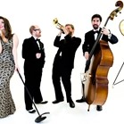 The Hollywood Jazz Band - stylish 1950s jazz band performing songs from the golden era of stage and screen