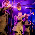 The Down for the Count Swing Orchestra - one of the UK's most popular vintage swing bands, as seen at London Jazz Festival and Ronnie Scott's Jazz Club