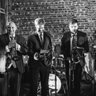 Down for the Count's swing, soul and pop function band performing at a wedding reception in Oxfordshire