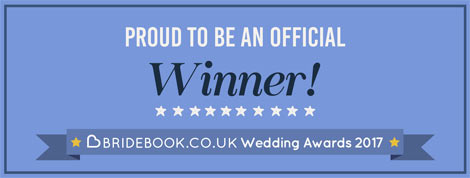 Winners of the national Bridebook Wedding Awards 2017, Best Wedding Music Supplier