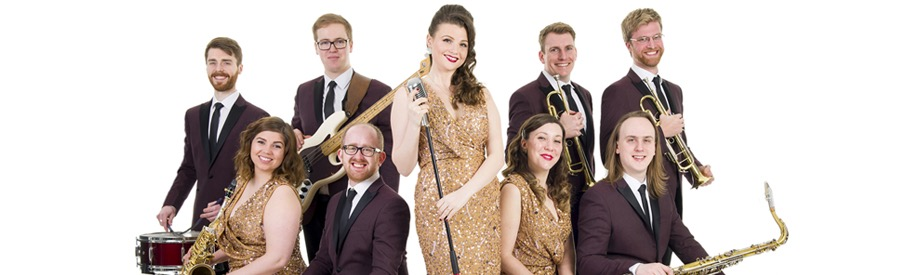 Down for the Count Swing & Soul Band - Live band for weddings and events