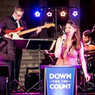 The Get Downs - live swing and soul music at The National Museum Wales, April 2017