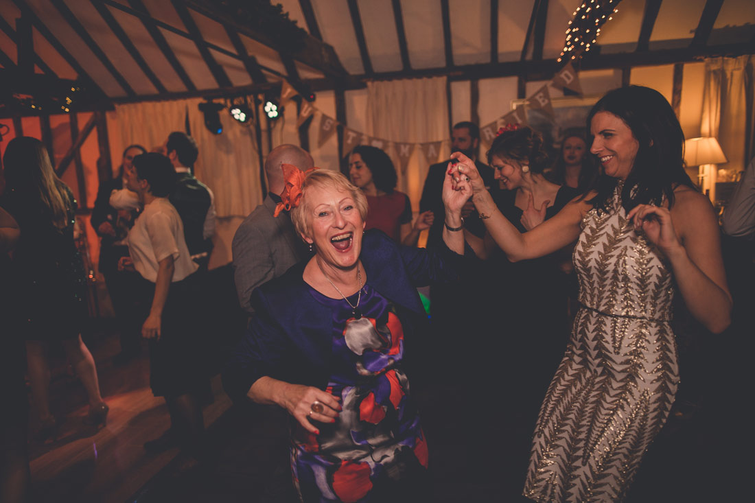 Wedding planning tips and advice - get your photographer to stay for the party