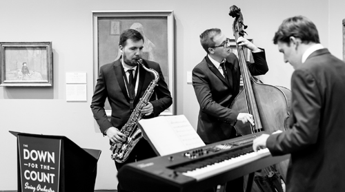 The Jazz Essentials | Jazz band for hire from Down for the Count